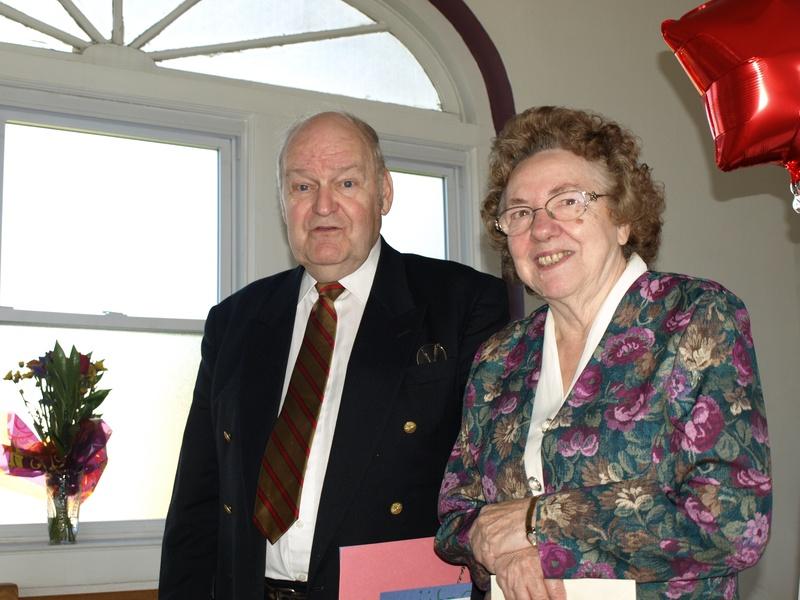 Pastor & Wife
